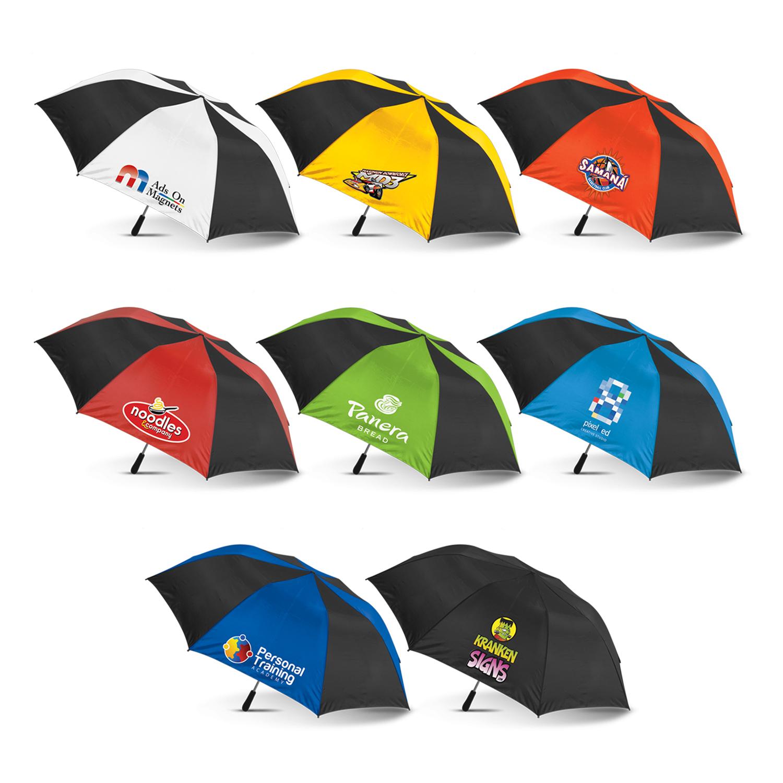 Stampa su ombrelli: accessori personalizzati in serigrafia