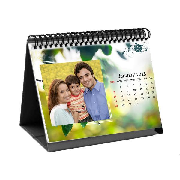 Stampa calendari da tavolo e da muro personalizzati con la serigrafia