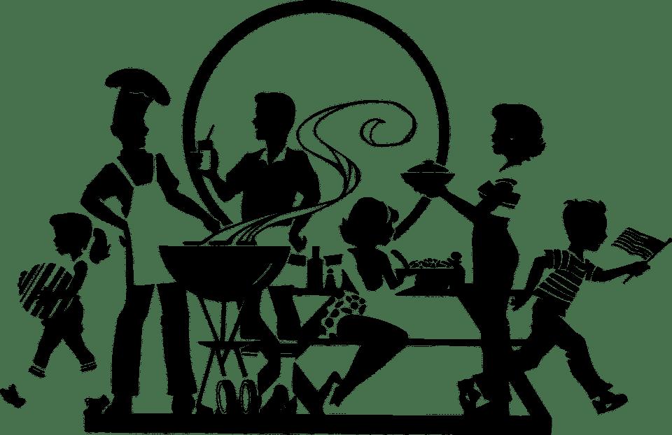 Grembiule da barbecue personalizzato: un accessorio divertente per una scampagnata outdoor