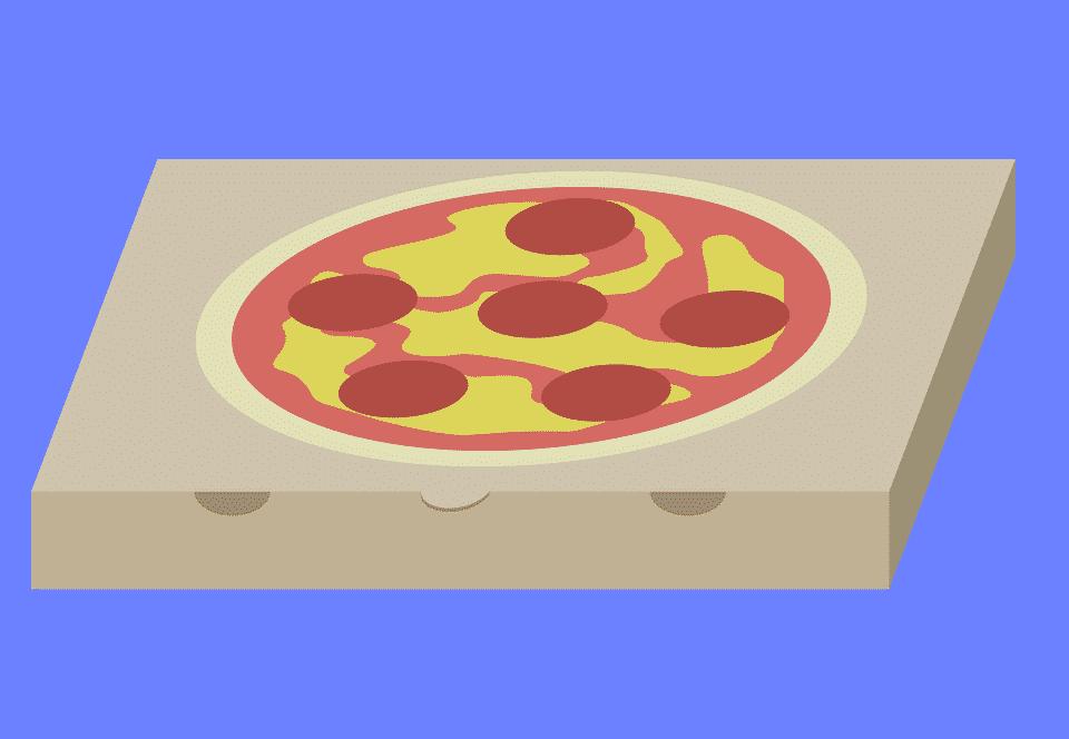 Cartoni della pizza: ecologici e riutilizzabili per riscaldare la pizza!